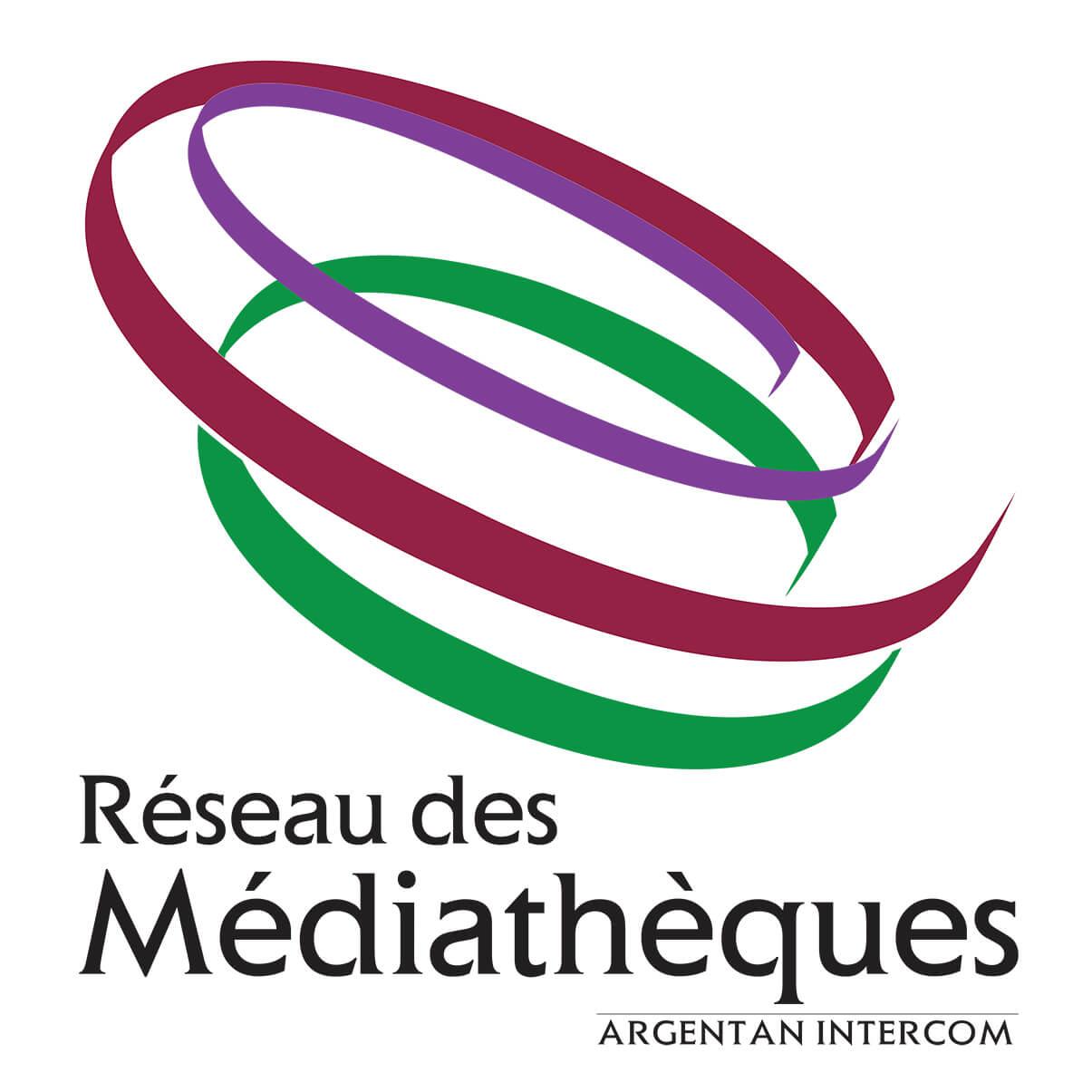 Site internet du réseau des médiathèques