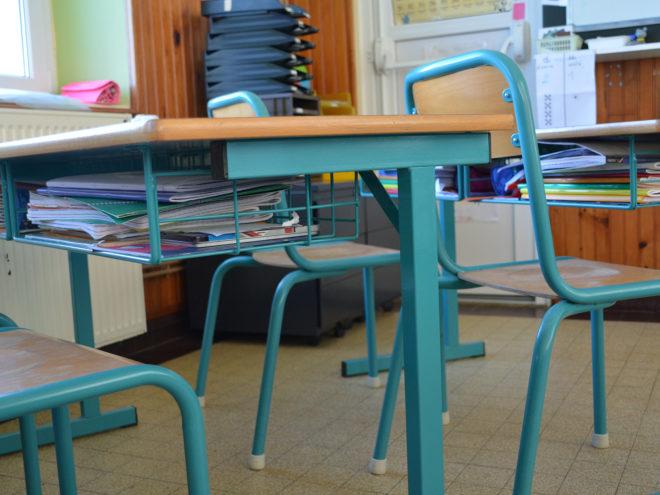 table écolier
