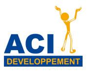 Logo ACI développement