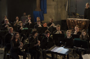 Concert de l'Ensemble orchestral @ Forum