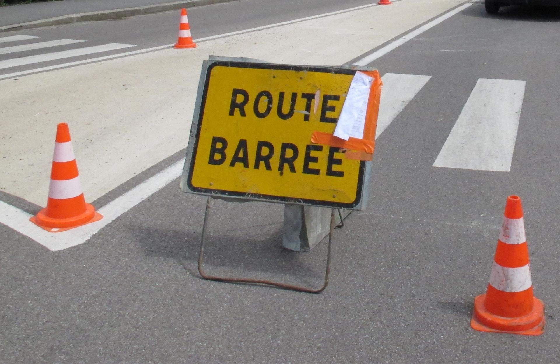 travaux sur les routes d u0026 39 argentan