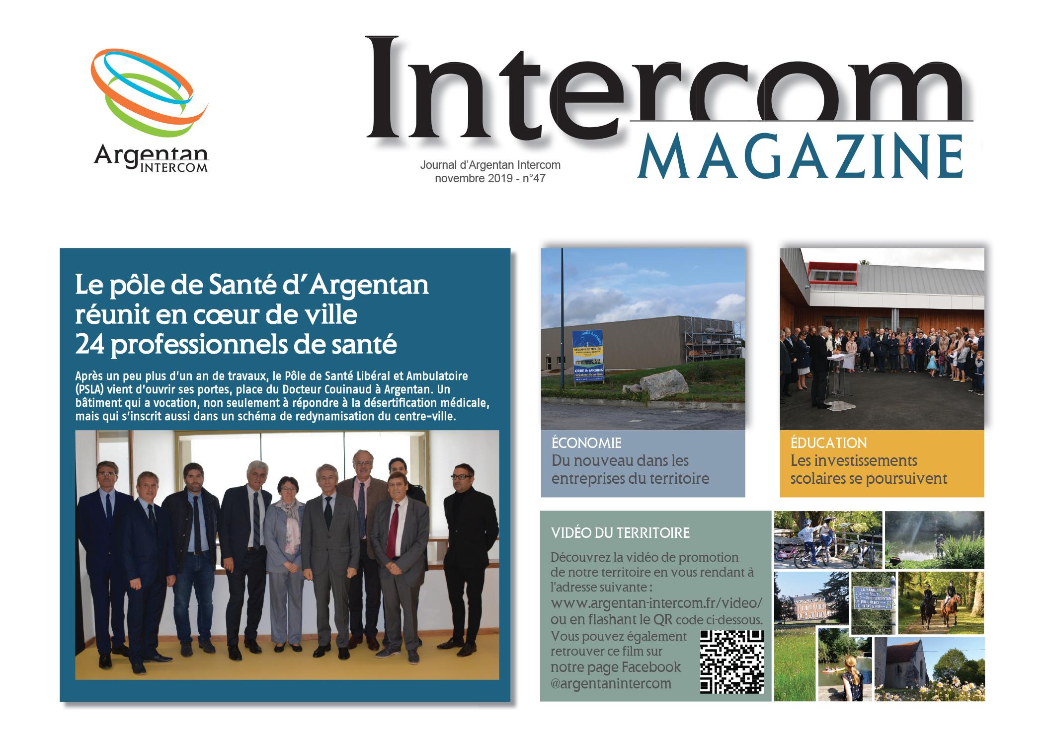 Intercom magazine 47