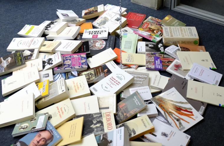 livres médiathèque