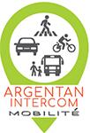Logo Argentan Intercom Mobilité